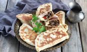 These Meat-Stuffed Turkish Crepes Are Like Homemade Hot Pockets, But Better