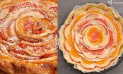 RECIPE: Crispy Apple & Orange Fruit Tart