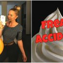 Death By...Whipped Cream? French Instagram Fitness Model Dies In Freak Accident