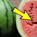 If your watermelon looks like this, don't eat it!