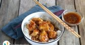 This Spicy Caramel Chicken is Better than Takeout