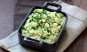 How to make chive mashed potatoes in 10 easy steps