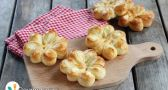 How To Make Cream Cheese-Stuffed Brioche Flowers