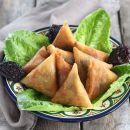 Holiday Appetizers: Hot & Crispy Chicken Puff Pastries