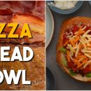 RECIPE: Pizza Bread Bowl