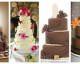 15 Gorgeous Wedding Cakes Starring Chocolate!