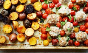 Fast and Tasty Sheet Pan Dinners for Lazy Weeknights