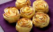 Elegant eats: Easy mini apple flower tartlets