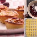 RECIPE: Mini Cherry Pies