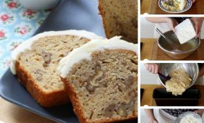 Copycat Starbucks Recipe: Banana Walnut Bread