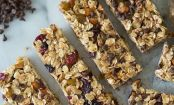 10 healthy DIY snack bars for on-the-go days