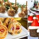 Holiday Finger Foods That Will Feed A Crowd