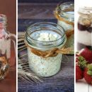 Breakfast in a jar: 10 on-the-go recipes for busy mornings