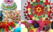 Learn how to make this delicious candy cake!!