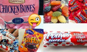 The BEST 50 Candies From Around The World