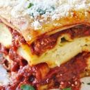 Bye bye bolognese: lasagna like you've never seen it