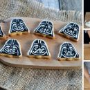 STAR WARS recipe: Darth Vader cookies that will take you to the dark side of delicious