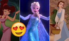 Which DISNEY DRESS Was Made For You?