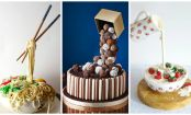 The most INSANE gravity-defying cakes you've ever seen...