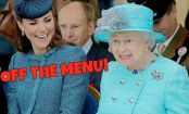 Here's The One Thing British Royals Refuse To Eat