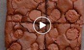 VIDEO: Ferrero Rocher Brownies