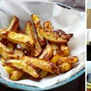 HEALTHY fries, without the grease!
