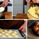 Gougères: how to make classic, airy French cheese puffs