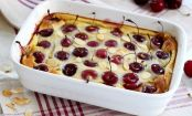 Pop Your Cherry Clafoutis With This Incredible Recipe