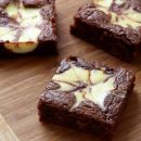These marble cheesecake brownies are the hybrid dessert you've been waiting for