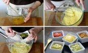 How to make 5 different types of mayonnaise with just one recipe