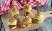 These Mini Burgers Might Be Small, But They Sure Are Mighty!