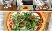 How to make a delicious, gluten-free pizza in 10 easy steps!
