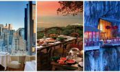 The 25 most breathtaking restaurant views from around the world