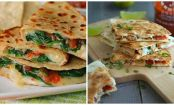 Make a quesadilla worthy of the Greek Gods