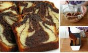 This Nutella marble cake is a total game changer