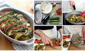Cook the best, moistest vegetable tian of your life