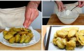 The zucchini dish you haven't tried: Japanese zucchini tempura