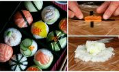 Here's the secret to the easiest homemade sushi you'll ever make