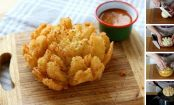 How to make a bloomin' good onion blossom