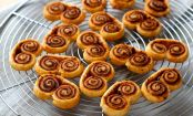 3-Ingredient Sun-dried Tomato Palmiers