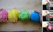 How to make edible play dough!
