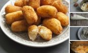 How to make potato fritters