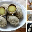 How to make edible potato pebbles like a chef!