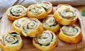 Here's a quick and easy recipe for puff pastry pinwheels you need in your life
