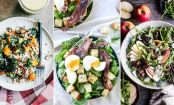 30 Light and Healthy Salads To Help You Recover From The Holiday Binge
