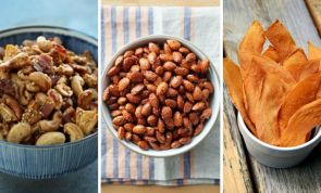 The 10 healthiest, guilt-free snacks