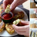 How to make Parmesan cauliflower croquettes