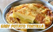 How to make a potato tortilla in 10 easy steps