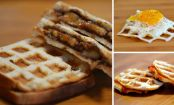10 lightning fast recipes you can make in your waffle iron
