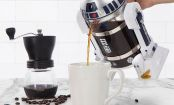 May the COFFEE be with you! Why you need this awesome R2-D2 press